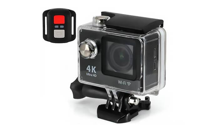 2 מצלמתאקסטריםמשולבתוידאו 4K ULTRA
