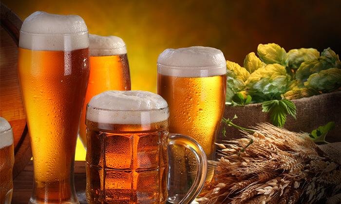 3  סדנת בישול בירה או סיידר אלכוהולי בירושלים