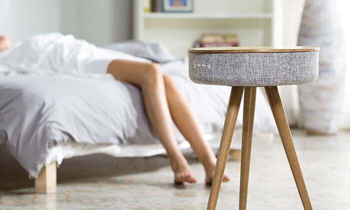 4 שולחן רמקול Noa Sound Box