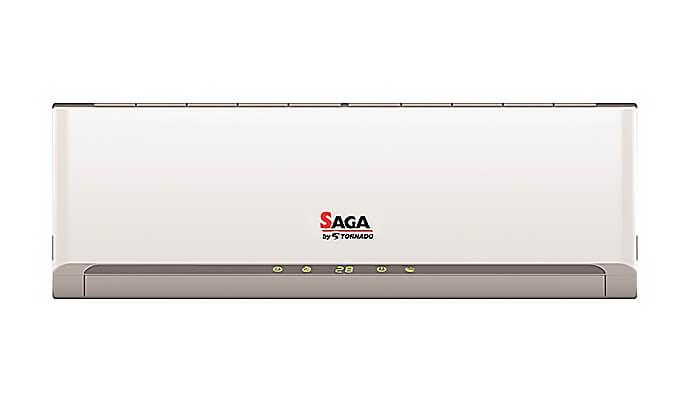 2 מזגן עילי סאגה - SAGA בתפוקת 9076 BTU