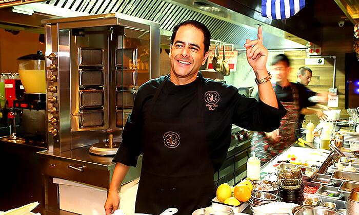 7 דיל חגיגת קיץ: מנת חומוס במסעדת אלבי, באר שבע