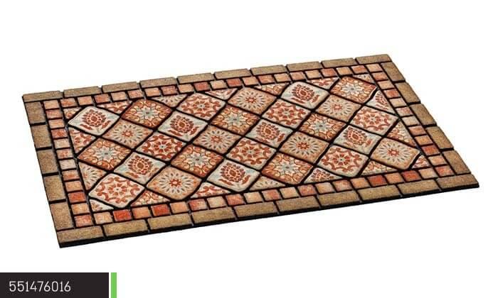 7 שטיח כניסה לבית
