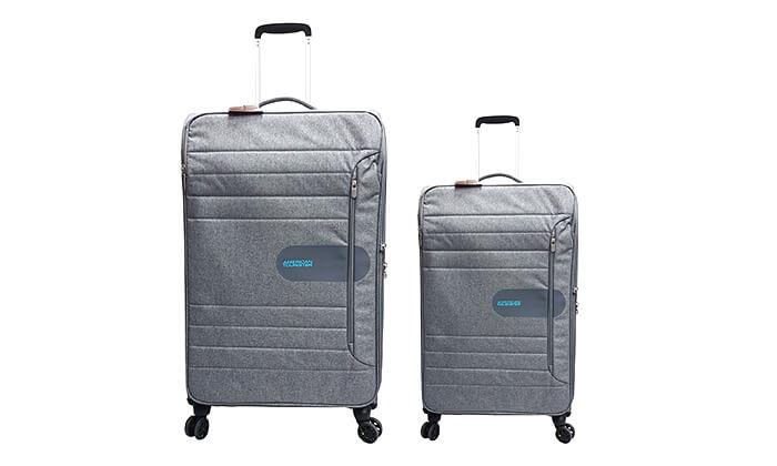4 זוג מזוודות American Tourister מבית SAMSONITE