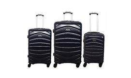 סט 3 מזוודות דיסקברי