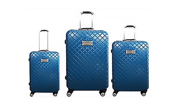 4 סט מזוודות TOMMY HILFIGER