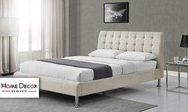 מיטה זוגית דגם דרבי HOME DECOR