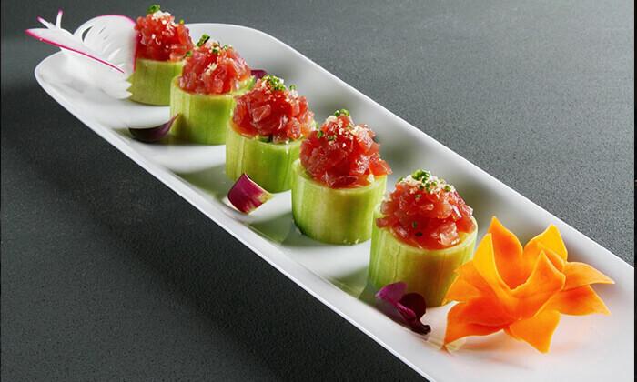 4 ארוחה יפנית זוגית במסעדת מאצויה, רמת גן