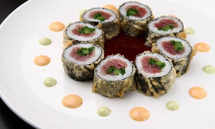 6 ארוחה יפנית זוגית במסעדת מאצויה, רמת גן