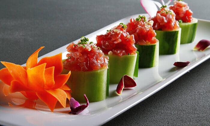 2 ארוחה יפנית זוגית במסעדת מאצויה, רמת גן