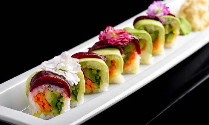 8 ארוחה יפנית זוגית במסעדת מאצויה, רמת גן