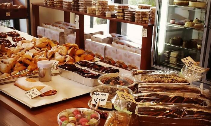 5 שובר הנחה לרכישת מאפים בבית הקפה נושה, פתח תקווה