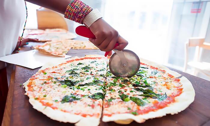 3 שובר הנחה למגש פיצה 1+1 בפיצה עגבניה, סניף חורב חיפה