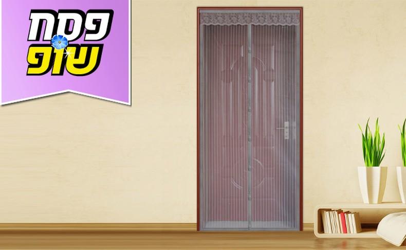 רשת לחלון נגד מעופפים