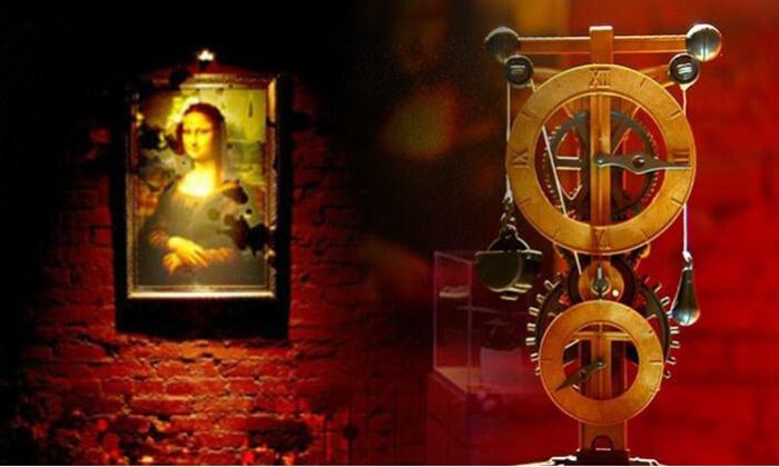 2 חדר הבריחה דה וינצ'י בראשון לציון