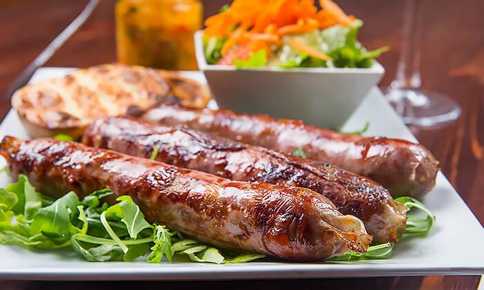 6 ארוחת בשרים זוגית במסעדת פיקניה הכשרה, רעננה