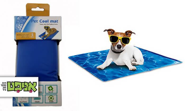 2 משטח קירור לחיות מחמד Pet Cool Mate - מבחר גדלים