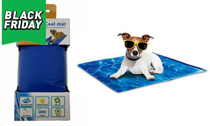 4 משטח קירור לחיות מחמד Pet Cool Mate