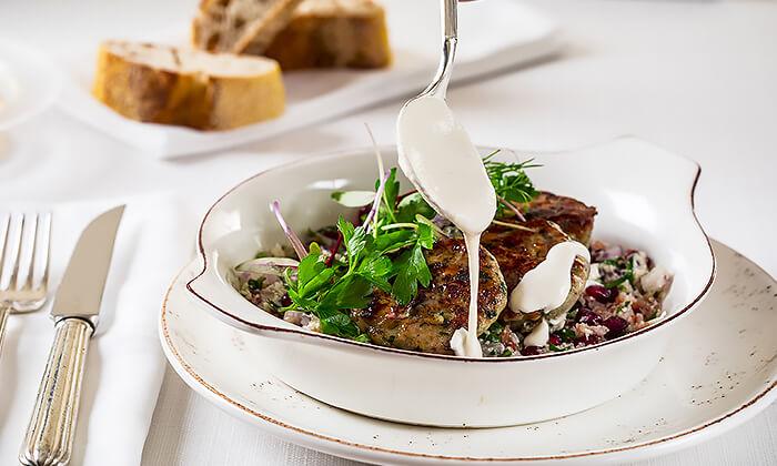 4 GROO PREMIUM | ארוחת שף במסעדת קלואליס הכשרה במלון הילטון, תל אביב