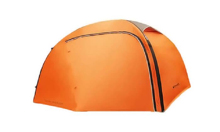 3 דיל חגיגת קיץ: אוהל מתנפחQuickFrame לשלושה אנשים