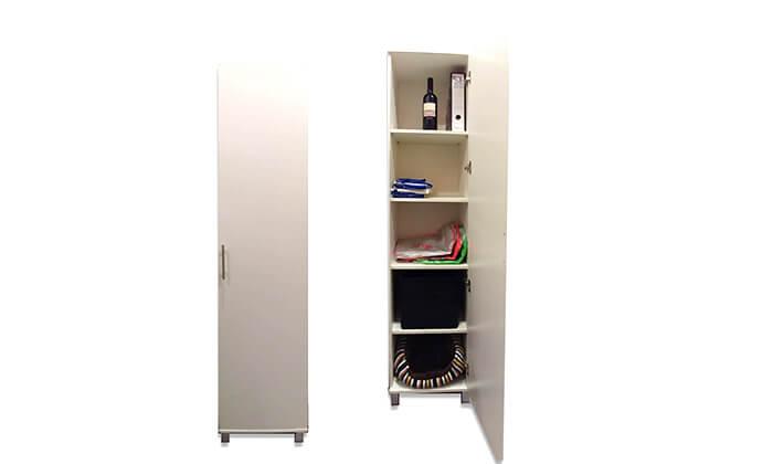 ארון שירות דלת אחת Homax