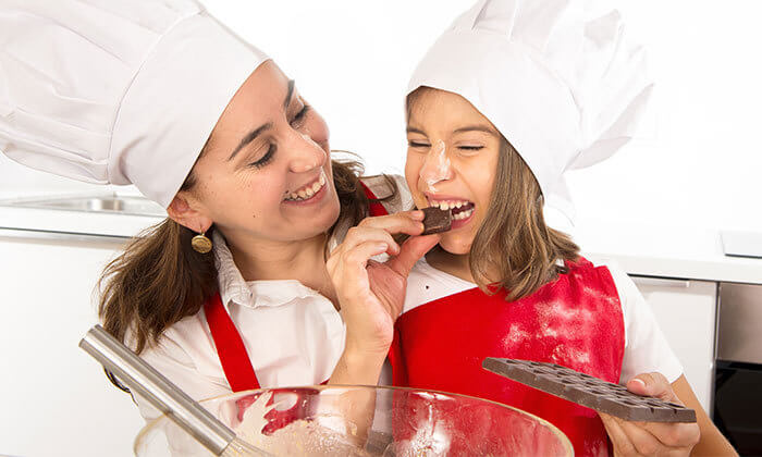 2 סדנת שוקולד להורים וילדים - אורטל סדנאות בוטיק, ראשון לציון