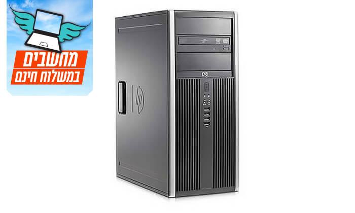 2 מחשב נייח DELL, HP או Lenovo - משלוח חינם!