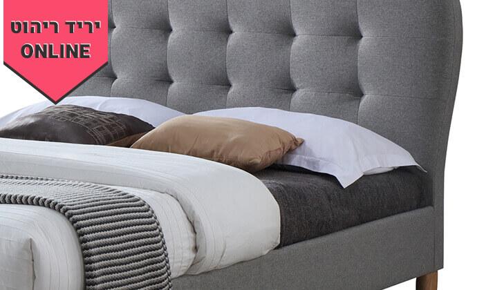 3 מיטת ברוחב וחצי מרופדת HOME DECOR