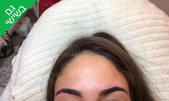 6 טיפולי פנים אצל נורה קוסמטיקס, חיפה