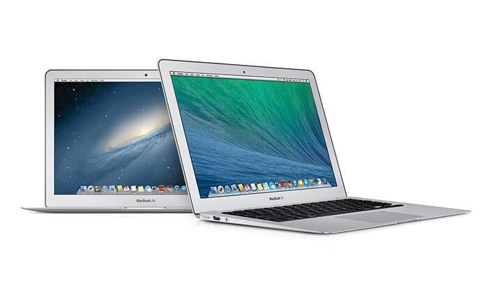 3 מחשב נייד אפל Apple עם מסך 13.3 אינץ'