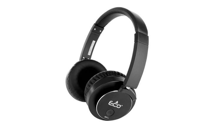 4 אוזניות אלחוטיות Eco800