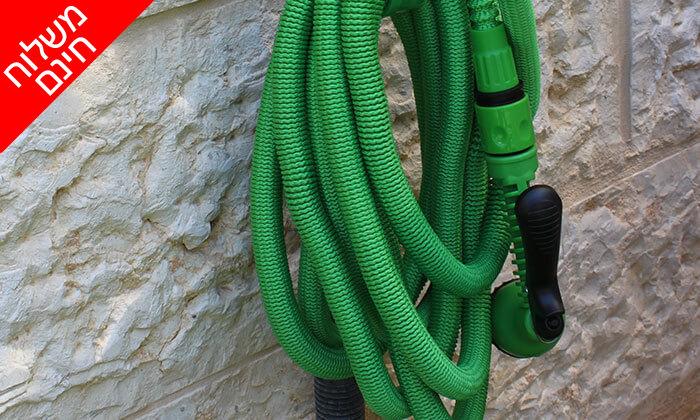 5 צינור השקייה מתכווץSHRANK - משלוח חינם