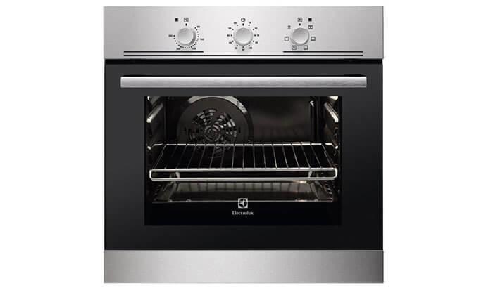 2 תנור בנוי 65 ליטר אלקטרולוקס -Electrolux