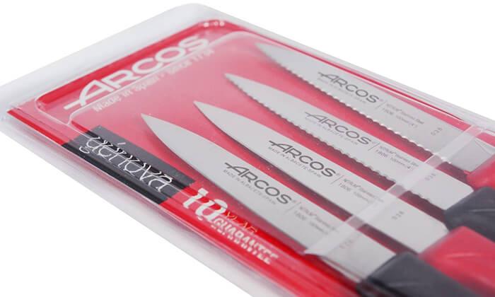 3 סט 4 סכינים ARCOS