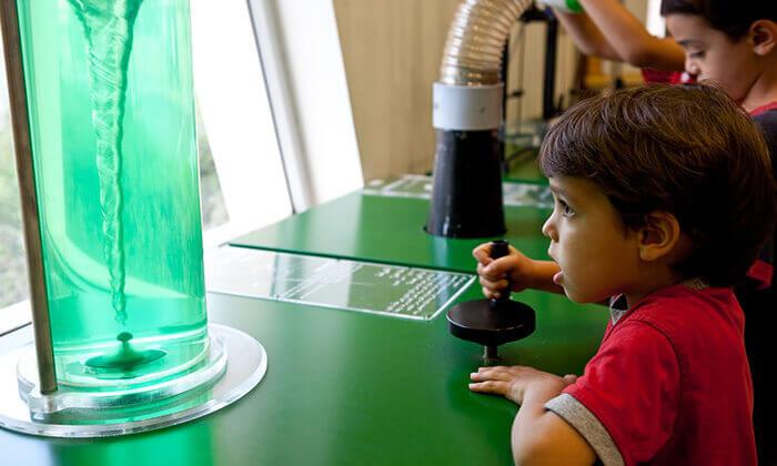 2 סוכות בטכנודע חדרה - כניסה להפנינג רפואה ומדע כולל פעילות בפארק ובמוזיאון המדע