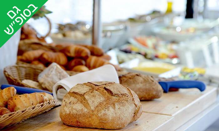 5 עיסוי וארוחת בוקר בופה בספא סוליי בוטיק, אילת