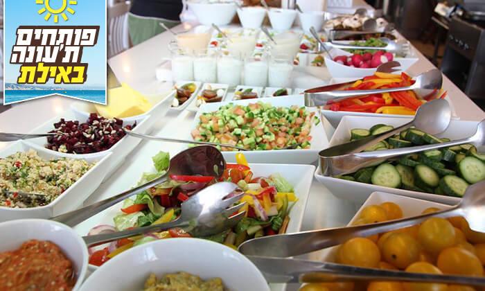 4 עיסוי וארוחת בוקר בספא סוליי בוטיק, אילת
