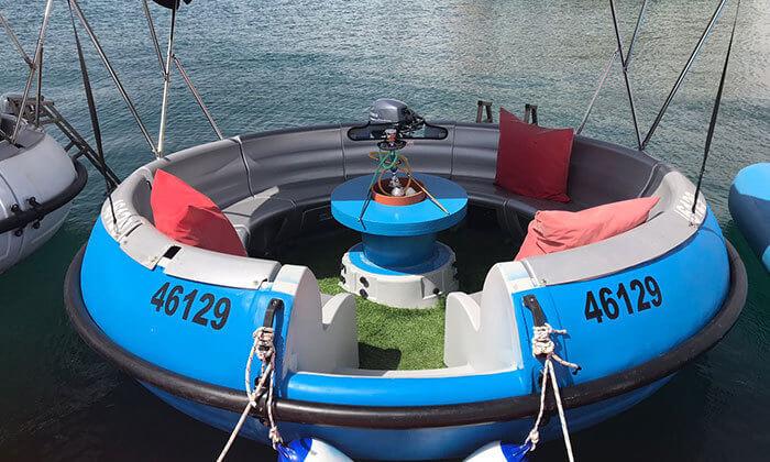 6 השכרת השכרת סירת נרגילה ל-10 אנשים, אילת
