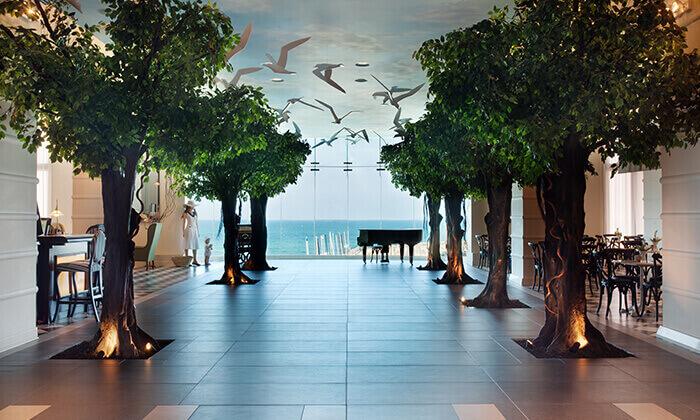 7 חבילת ספא בדואו ספא החדש, מלון הרודס תל אביב