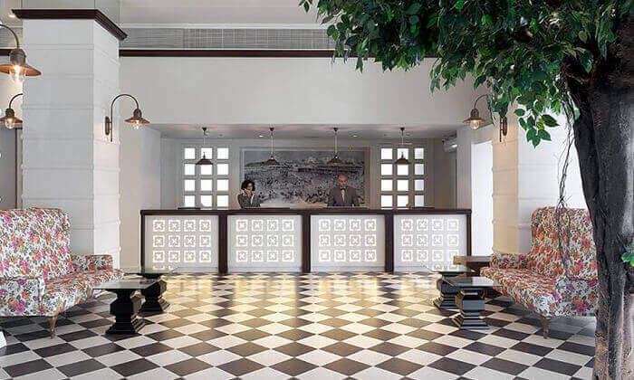 8 חבילת ספא בדואו ספא החדש, מלון הרודס תל אביב