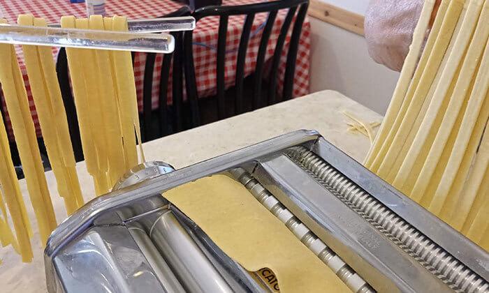 6 סדנאות בישול איטלקי אצל השף ג'אקומו, הוד השרון