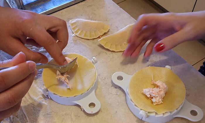7 סדנאות בישול איטלקי אצל השף ג'אקומו, הוד השרון