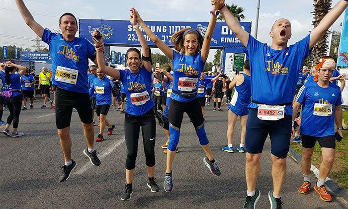 """2 אימוני ריצה קבוצתיים ב-SprinTeam, מודיעין ופ""""ת"""