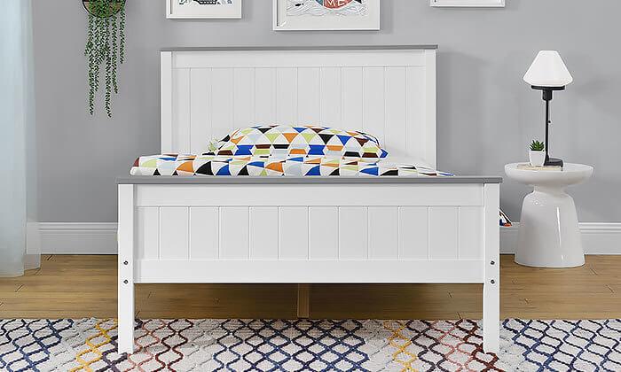 3 מיטת נוער HOME DECOR