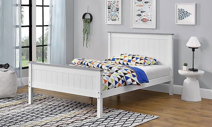 6 מיטת נוער HOME DECOR