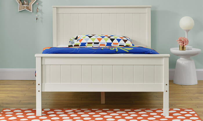 4 מיטת נוער HOME DECOR