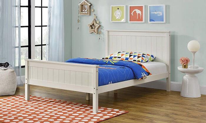 5 מיטת נוער HOME DECOR