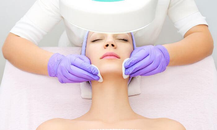 2 טיפולי פנים ב-RHH anti aging system, הרצליה פיתוח