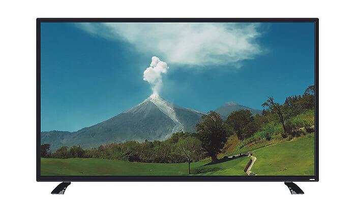 2 טלוויזיה חכמה Fujicom פוג'יקום, מסך 43 אינץ'