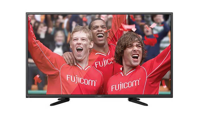 2 טלוויזיה Fujicom פוג'יקום Full HD, מסך 40 אינץ'