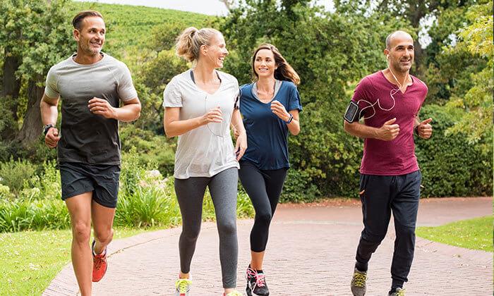 5 'חיים באושר ובכושר' - אימון כושר קבוצתי ברמת גן
